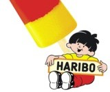 Haribo stickers