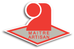sticker maitre artisan