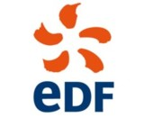 logo edf sticker